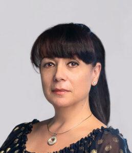 Margarita Simkin Chairwoman INKAS