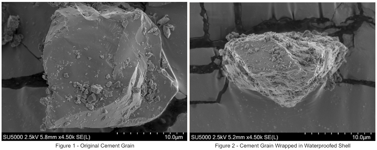 INKAS Cement Patent SPC