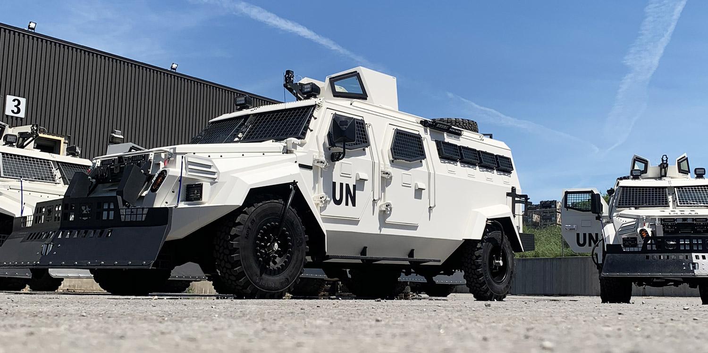 INKAS UN Sentry