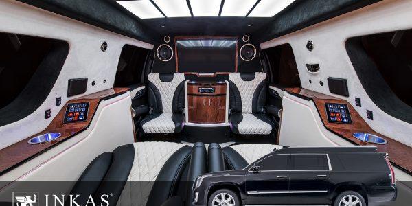 INKAS Cadillac Escalade ESV VIP-opt