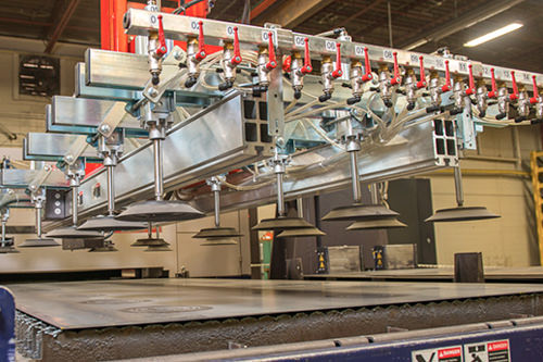 Service Metal Fabrication Toronto : Metaline inkas group of companies